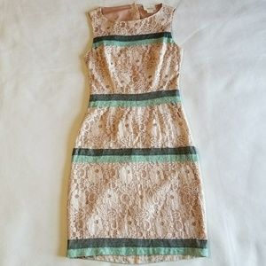 Anthropologie Maeve Lace Dress